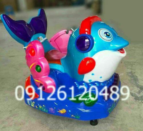 دستگاه متحرک موزیکال-ماهی